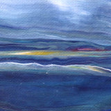 Remembering the Gentle Waves Original Painting - SOLD - Prints Available