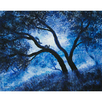 Early Morning Blues at Rancho San Antonio Original Painting