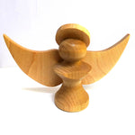 Handmade Wood Angel
