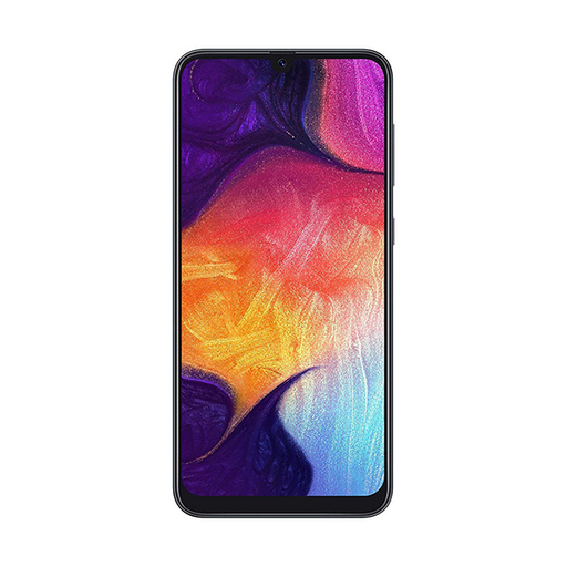 Samsung Galaxy A50 64GB Black Verizon Smartphone SM-A50