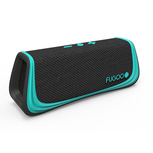 Fugoo Sport Rugged Bluetooth Waterproof Speaker F6SPKG01 w/ Mount Pack F6MPK01