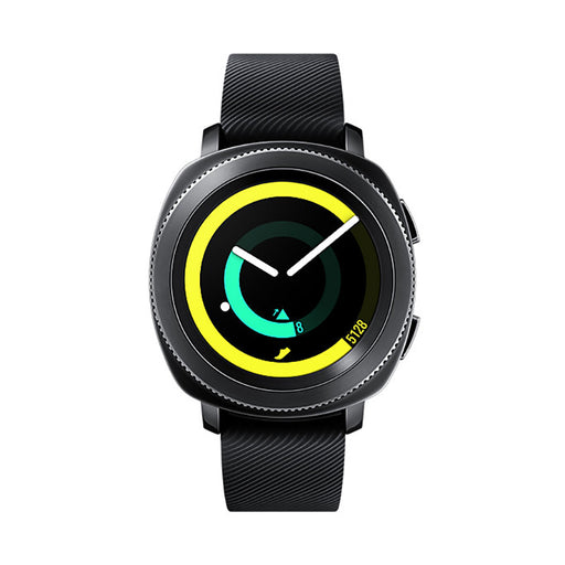 Samsung Gear Sport SM-R600NZKCXAR Bluetooth Smart Watch with Black Sport Band