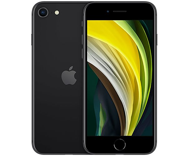 Apple iPhone SE (2nd Generation) MXCH2LL/A 128GB Black Smartphone 4G LTE AT&T
