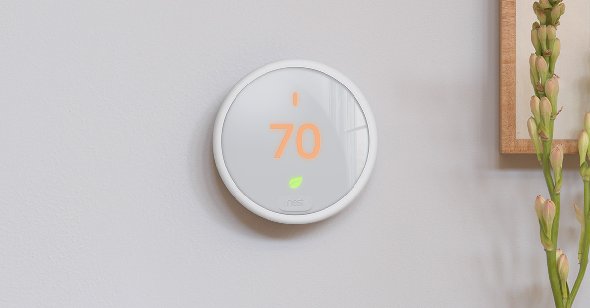 Nest Learning Thermostat E - Newest Model
