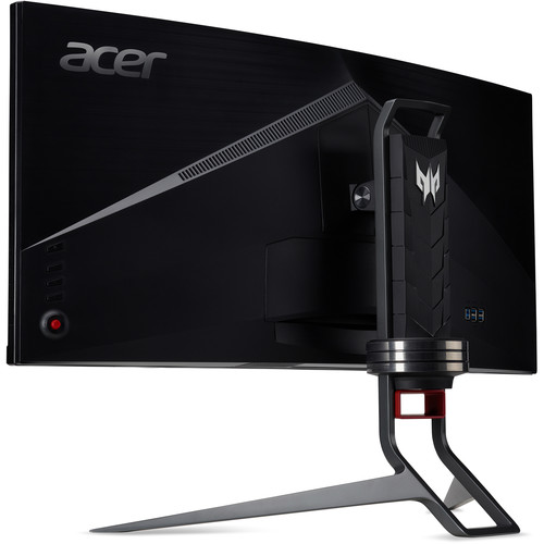 "Acer Predator X34 34"" 21:9 Curved G-SYNC IPS LED Ultra Wide Gaming Monitor"