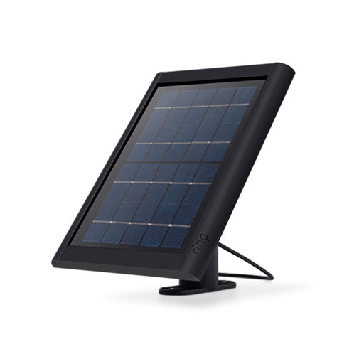 Ring Solar Panel Charger for Stick Up Cam 8ASPS6-0EN0 Black