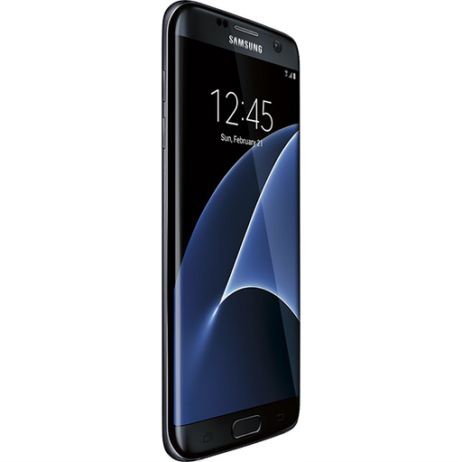 Samsung Galaxy S7 Edge 32GB - Onyx Black - (Verizon) Smartphone SMG935VZKA