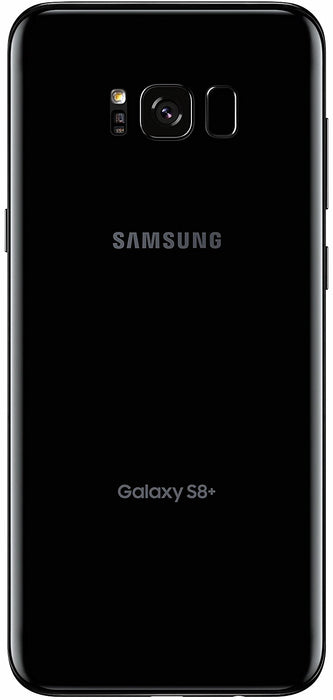 Samsung Galaxy S8 Plus 64GB Midnight Black T Mobile SM-G955UZKATMB