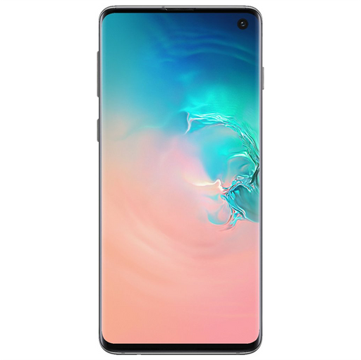 Samsung Galaxy S10 128GB Verizon Prism White SM-G973UZWAVZW US Model
