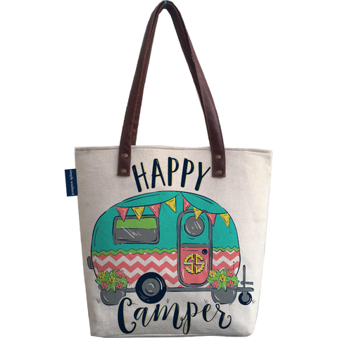 SIMPLY SOUTHERN CANVAS BAG [PICK YOUR DESIGN]