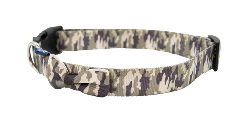 SIMPLY SOUTHERN DOG COLLAR - CAMO
