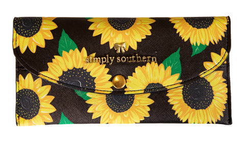 SIMPLY SOUTHERN LARGE CARD HOLDER WALLET [PICK YOUR DESIGN]