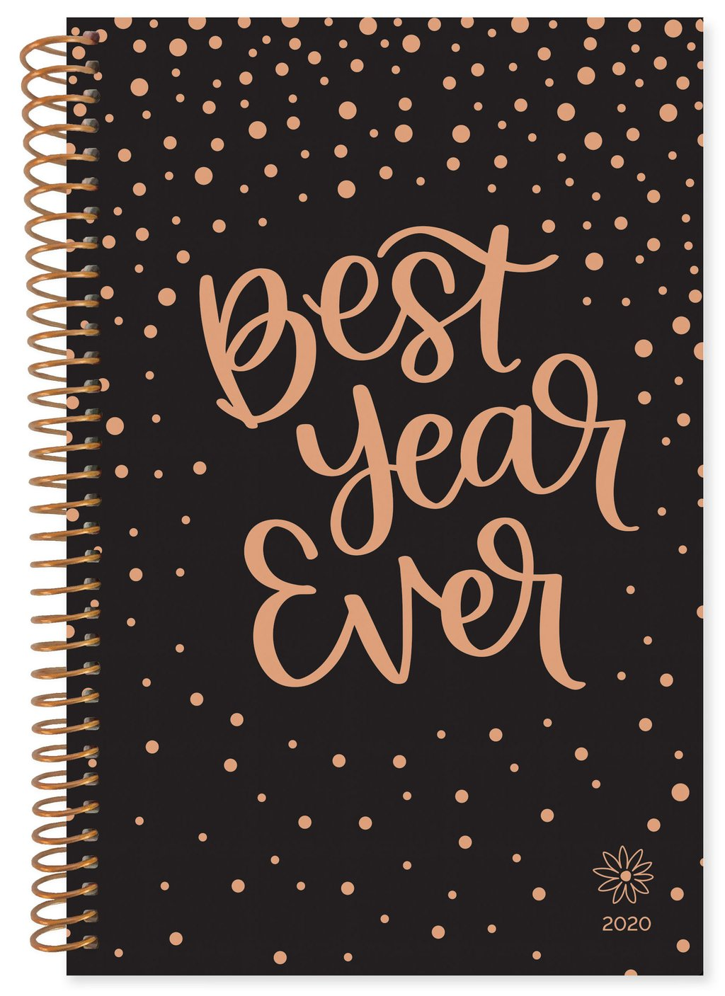 BEST YEAR EVER DAILY PLANNER