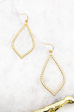 SOUTHERN SEOUL - TEARDROP EARRINGS [PICK YOUR COLOR]
