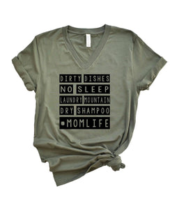 PRE-SALE #MOMLIFE GRAPHIC TEE