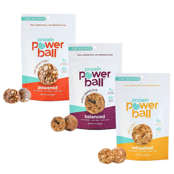 PROTEIN POWER BALL PACKS [PICK YOUR FLAVOR]