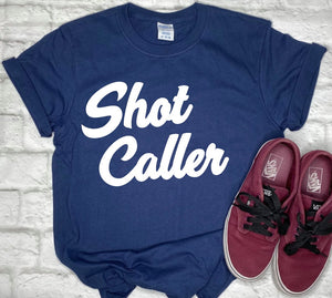 PRE-SALE SHOT CALLER GRAPHIC TEE