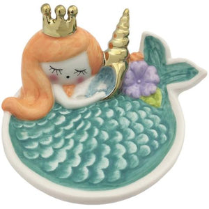 TRINKET DISH- MERMAID