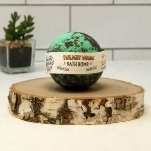 BATH BOMB - TWILIGHT WOODS