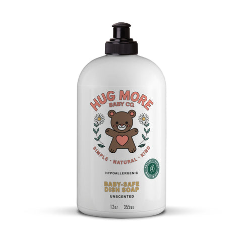 HUG MORE BABY CO.- SAFE DISH SOAP