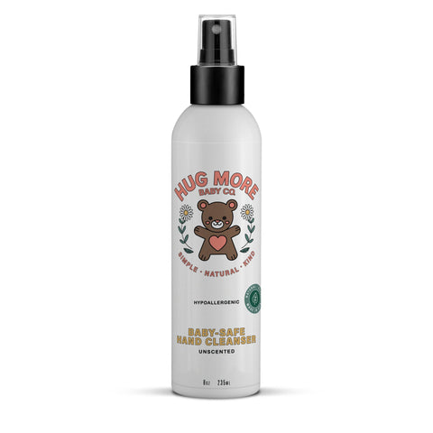 HUG MORE BABY CO.- SAFE HAND CLEANSER