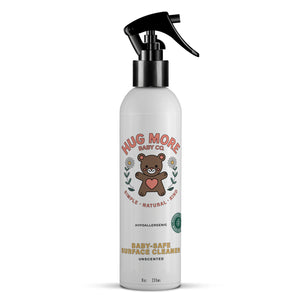 HUG MORE BABY CO.- SAFE SURFACE CLEANER
