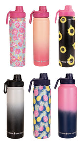 SIMPLY SOUTHERN LARGE 40OZ HYDRO FLASK [PICK YOUR COLOR]