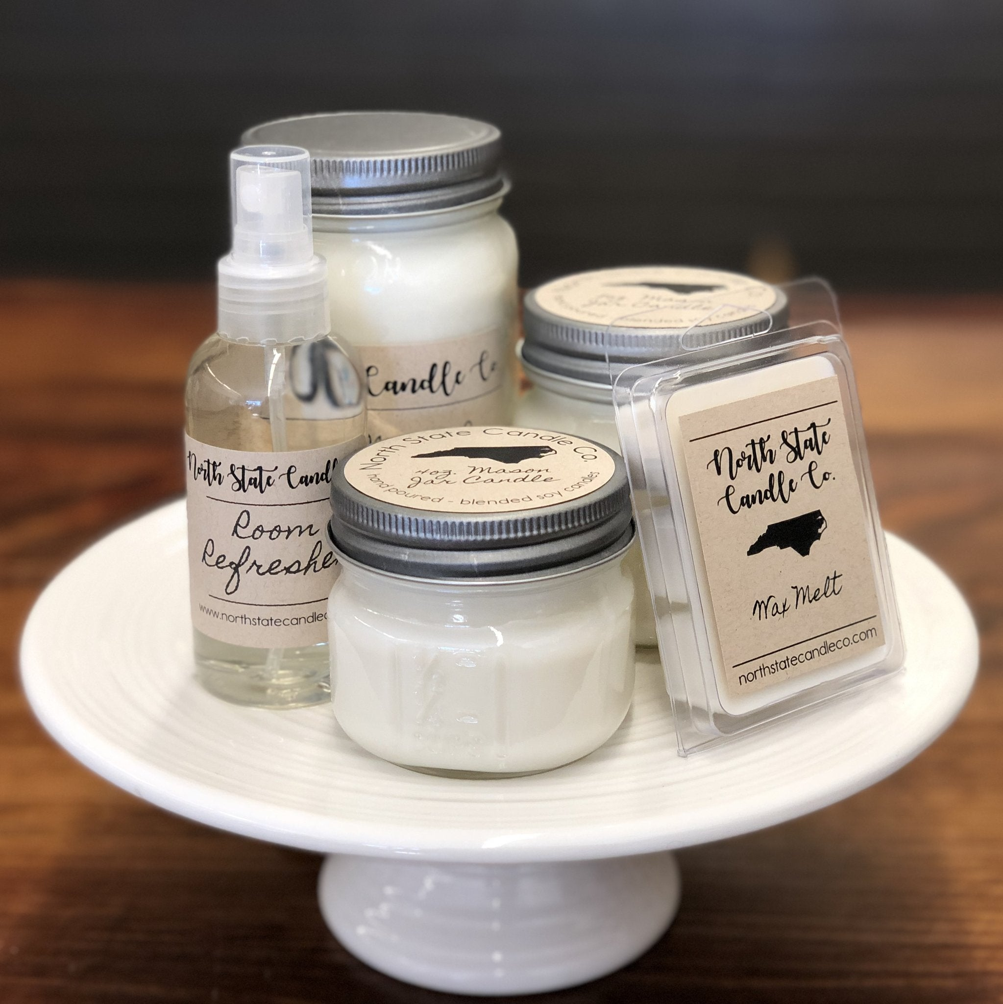 NORTH STATE CANDLE CO - CINNAMON CHAI WAX MELTS