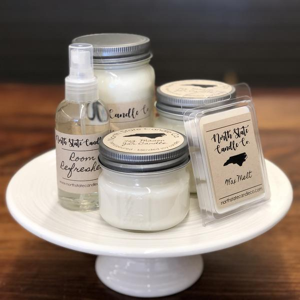 NORTH STATE CANDLE CO- PECAN PIE WAX MELTS