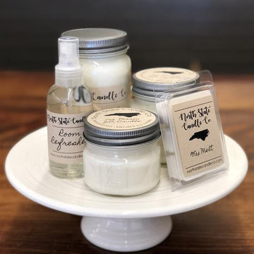 NORTH STATE CANDLE CO- SPICED PUMPKIN LATTE WAX MELTS