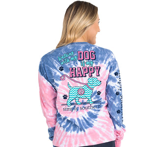 SIMPLY SOUTHERN LONG SLEEVE - WALKING