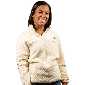 SIMPLY SOUTHERN SIMPLY SOFT PULLOVER- CREAM