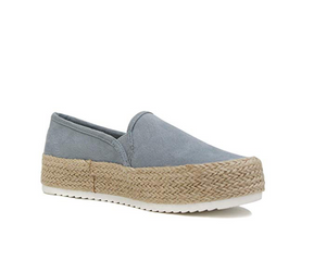 SODA - LIGHT BLUE ESPADRILLE