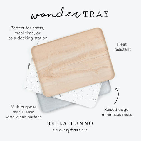 BELLA TUNNO WONDER TRAY {PICK YOUR STYLE}