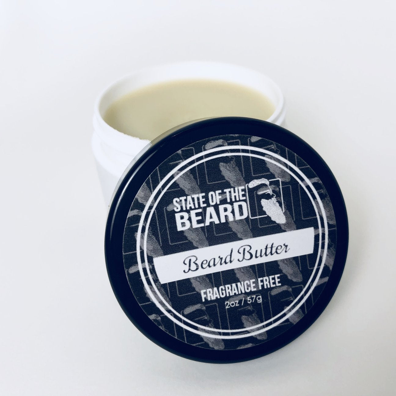 STATE OF THE BEARD - BEARD BUTTER FRAGRANCE FREE