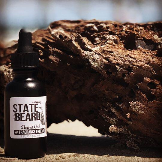 STATE OF THE BEARD - BEARD OIL FRAGRANCE FREE
