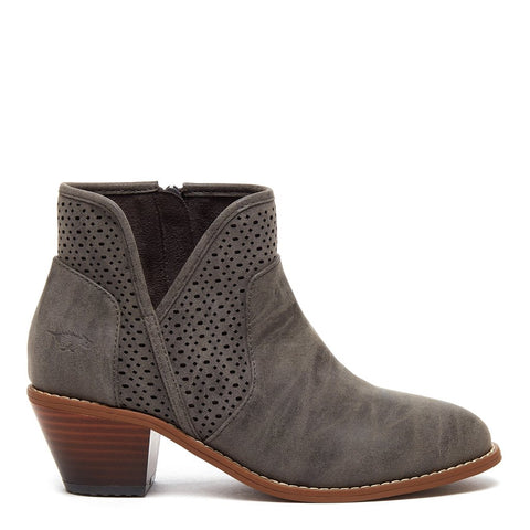 ROCKET DOG- GREY GEMMA BOOTIE