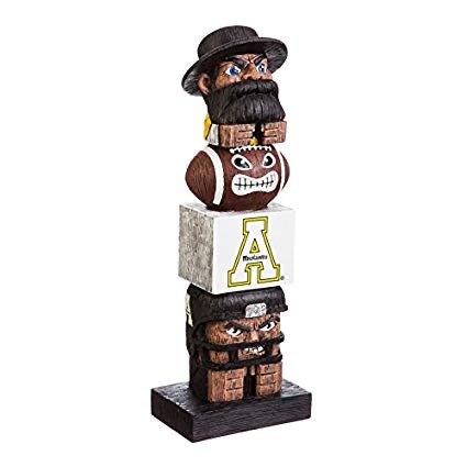 APPALACHIAN STATE UNIVERSITY TEAM GARDEN STATUE