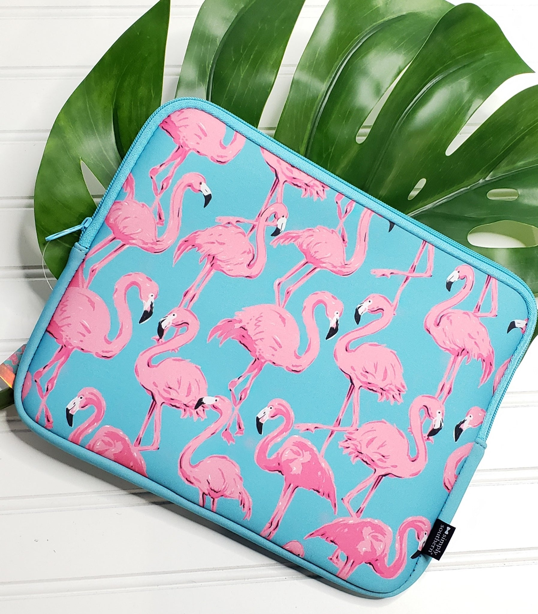 SIMPLY SOUTHERN  PLANNER CASE - FLAMINGO