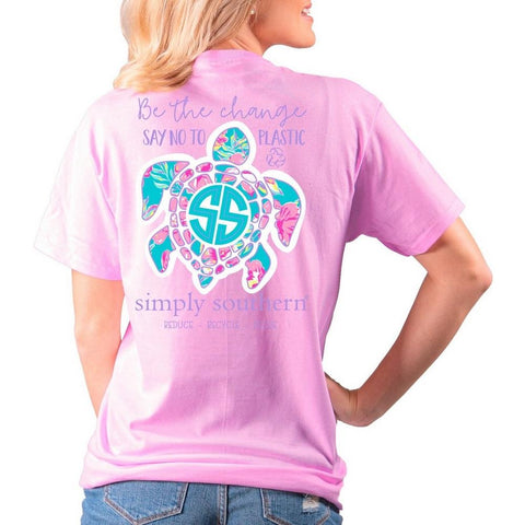 SIMPLY SOUTHERN SHORT SLEEVE YOUTH - SAVE