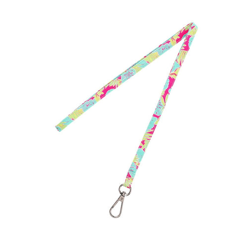TOTALLY TROPICS LANYARD