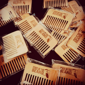 STATE OF THE BEARD COMB