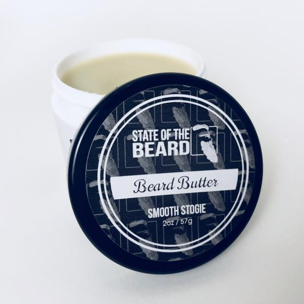 STATE OF THE BEARD - BEARD BUTTER SMOOTH STOGIE