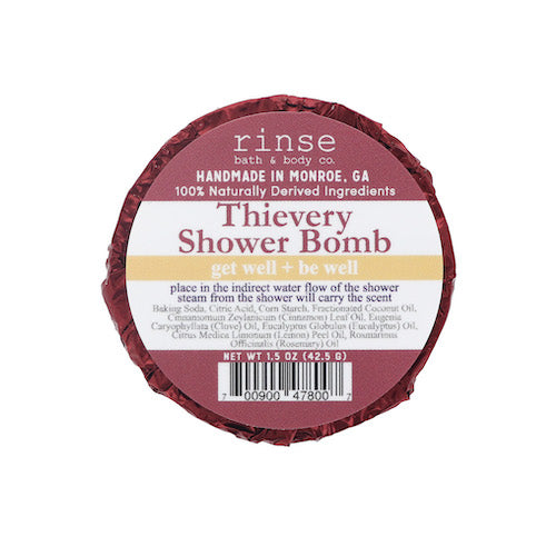 RINSE BATH & BODY CO - THIEVERY SHOWER BOMB
