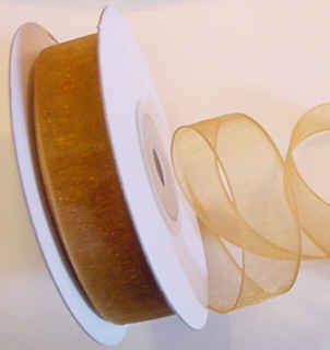 Organza Ribbon 5/8""