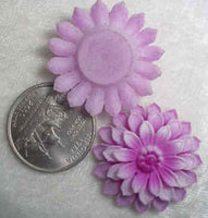 #182L- 29mm Molded Flower Blossom, W. Germany