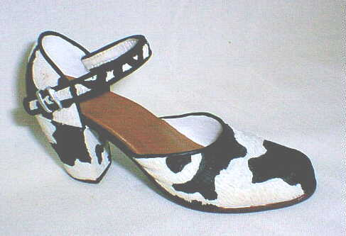 JTRS Bovine Bliss Shoe - 25036