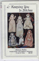 Antique Belles Doll Pattern