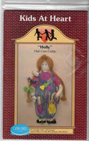 Holly Hair Care Pattern