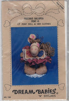 Precious Gallopea Pony Pattern